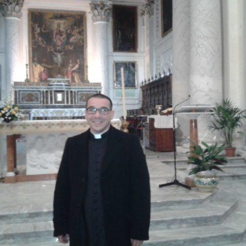 Nuovo parroco alla Madonna delle Grazie, è il gelese don Angelo Ventura