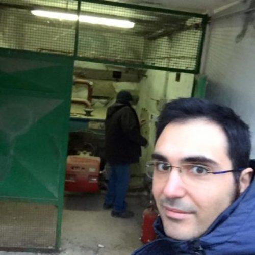 Il sindaco Antonio Bevilacqua controlla personalmente gli impianti di riscaldamento di tutti gli edifici scolastici