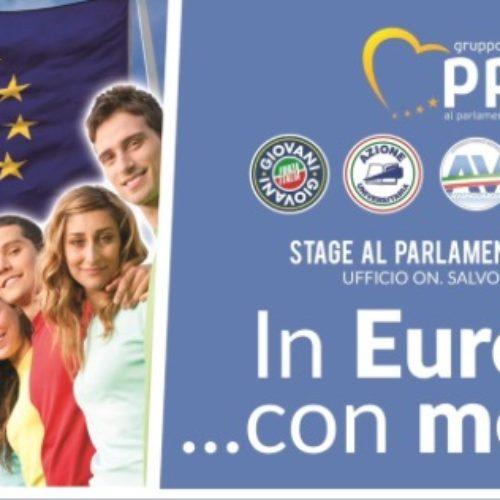 """L'europarlamentare Salvo Pogliese a Barrafranca per parlare del progetto """"In Europa…con merito"""""""