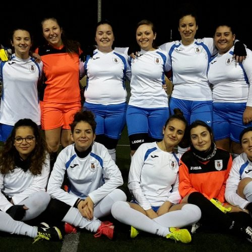 La formazione femminile di Calcio a 5 del Città di Barrafranca ottiene il primo acuto