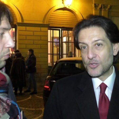 """Video/Intervista a Salvatore Martinez che riceve a Piazza Armerina il Premio """"Uomo dell'anno"""""""