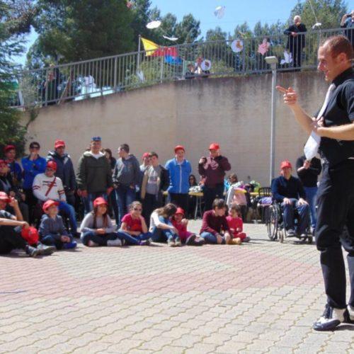 """Disabili. A Barrafranca la VII edizione della """"Festa di Primavera"""" per la giornata di integrazione sociale nella struttura Csr-Aias"""