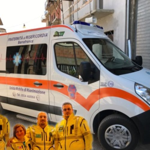 Nuovo servizio offerto dalla Fraternita di Misericordia di Barrafranca