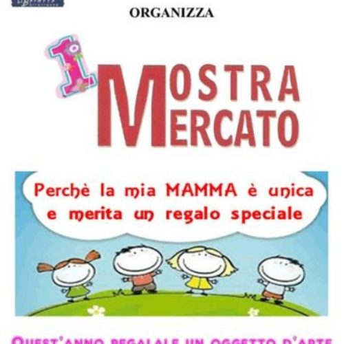 1ª Mostra Mercato organizzata dalla LiberArte Barrafranca