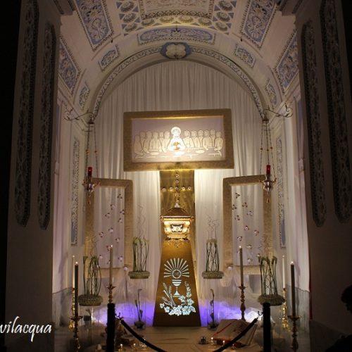 Giovedì Santo- Inizio dei riti del TRIDUO PASQUALE
