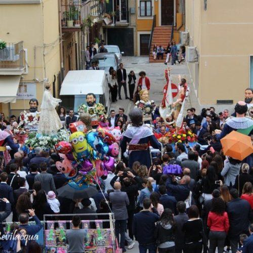 Domenica di Pasqua- l'antica manifestazione della GIUNTA