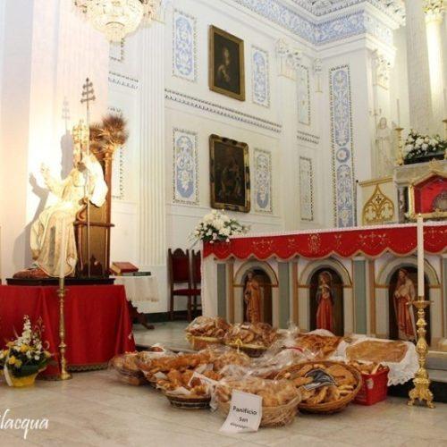 Inizi festeggiamenti in onore di Sant'Alessandro, patrono di Barrafranca