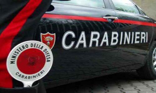 AGIRA. Maltrattava la convivente e il figlio di un mese; arrestato dai carabinieri.