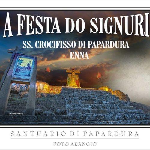 La festa del Santissimo Crocifisso di Papardura Enna