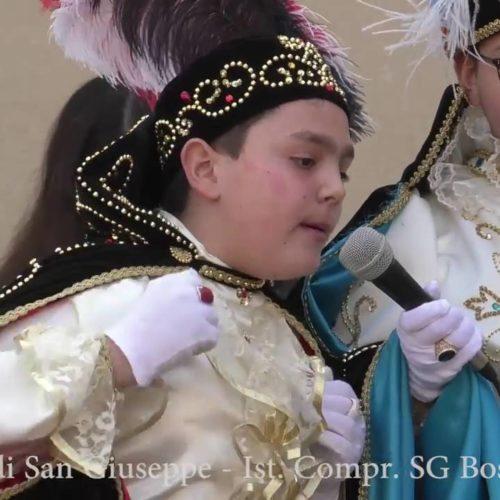 VIDEO. La Tavolata di San Giuseppe al Comprensivo Don Bosco