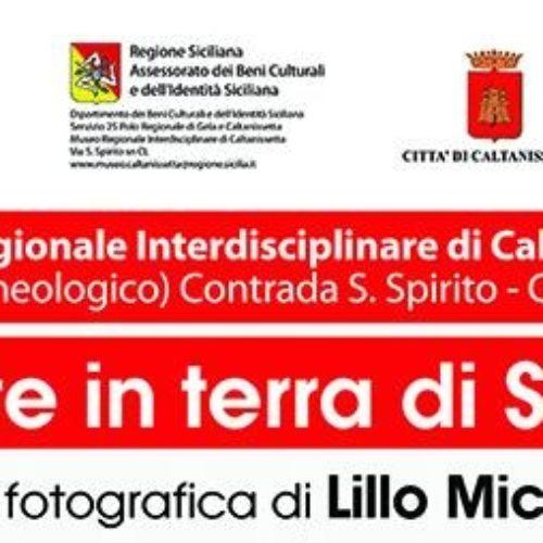 """""""Gente in terra di Sicilia"""" mostra fotografica del nisseno Lillo Miccichè"""