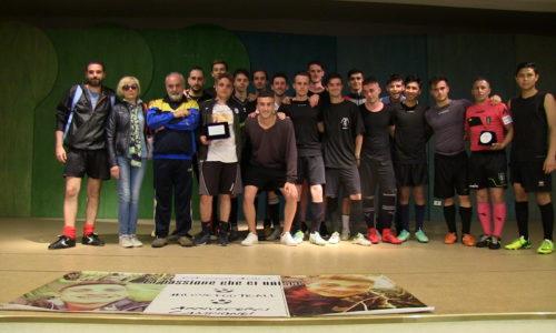 Biella. Più di un centinaio di giovani onorano il torneo dedicato Damiano Avola