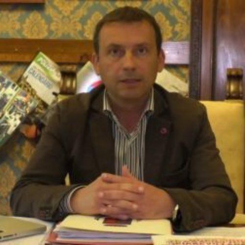 Barrafranca. L'intervista esclusiva  di Josè Trovato al sindaco Fabio Accardi indagato per concorso in estorsione aggravata dal metodo mafioso
