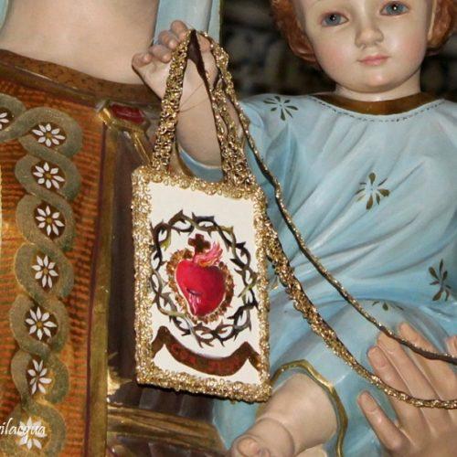 Simbolo e significato dello SCAPOLARE della Madonna del Carmelo