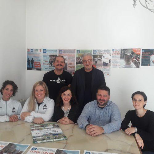 """Caltanissetta. Domenica 14 ottobre: l'ottava edizione della maratona """"CORRI CON ME"""""""