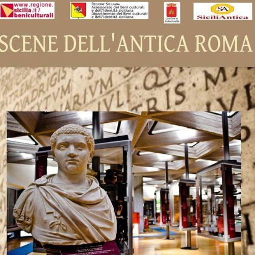 SCENE DELL'ANTICA ROMA- ricostruzione storica presso il Museo Archeologico di Caltanissetta