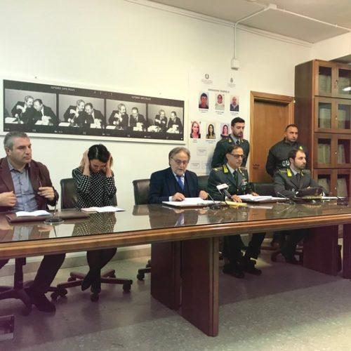 Caltanissetta. Operazione della GDF di Nicosia, pascoli su Nebrodi pilotati,15 ordinanze