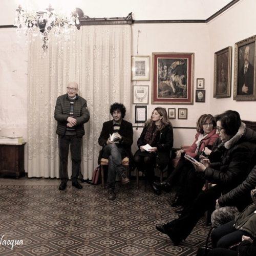 """Il Salotto artistico-letterario """"Civico 49"""" presenta la raccolta di poesie """"A vita è na rota"""" del prof. Paolo Scelfo"""