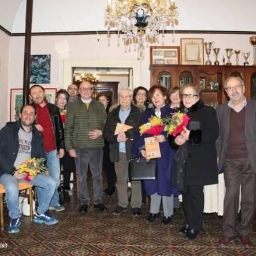 """Il Salotto artistico-letterario """"Civico 49"""" presenta il libro di Gaetano Vicari """"Guida alle principali chiese di Barrafranca"""""""