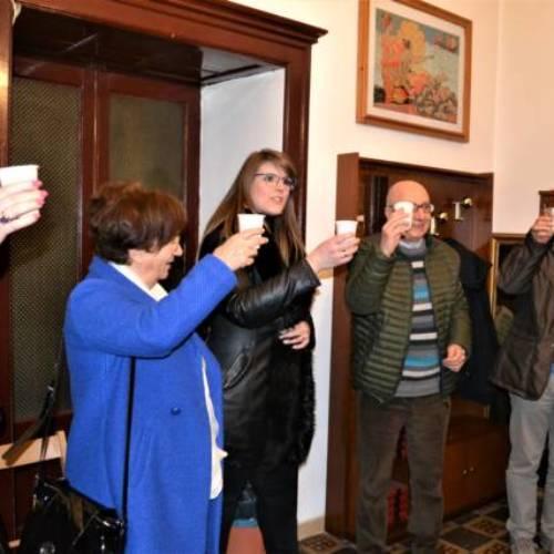 """Il Salotto artistico-letterario """"Civico 49"""" ospita la pittrice Lisa Messina"""
