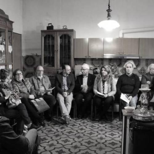 """Il Salotto artistico- letterario """"Civico 49"""" presenta il libro di Diego Aleo """"C'era una volta… I cunta"""""""