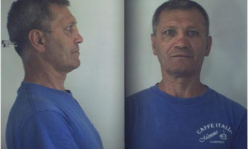 Perseguitava e maltrattava gli anziani genitori. leonfortese arrestato e condotto in carcere.