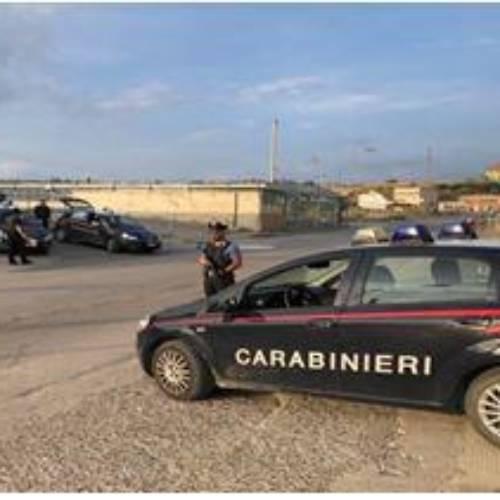 PIAZZA ARMERINA. Controlli dei carabinieri nel sud dell'ennese. Un giovane di Barrafranca segnalato alla prefettura di Enna per droga.