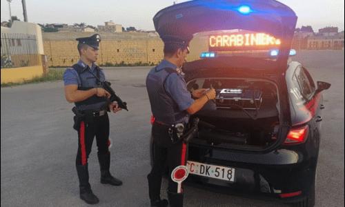 COMPAGNIA CARABINIERI PIAZZA ARMERINA.          Ritorna per continuare il litigio ma incontra i carabinieri. Arrestato 32enne per resistenza e danneggiamento.