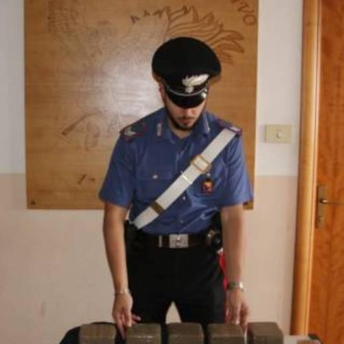 CALTANISSETTA. Arrestati dai carabinieri due nigeriani due arresti per detenzione ai fini di spaccio di sostanza stupefacente.