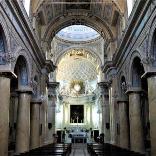"""""""Le meraviglie e i tesori d'arte della Chiesa Madre di Barrafranca"""""""
