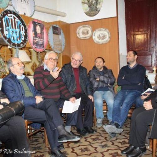 """Il Salotto artistico-letterario """"Civico 49"""" presenta il romanzo del socio Alessandro Geraci dal titolo """"Il colore dei ricordi"""""""