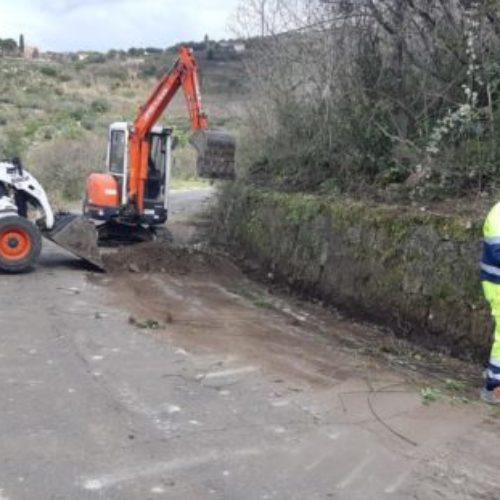 """Al via risanamento sp Piazza Aarmerina-Mirabella e Mirabella-San Cono Falcone: """"manteniamo l'impegno a recuperare la viabilità provinciale"""""""