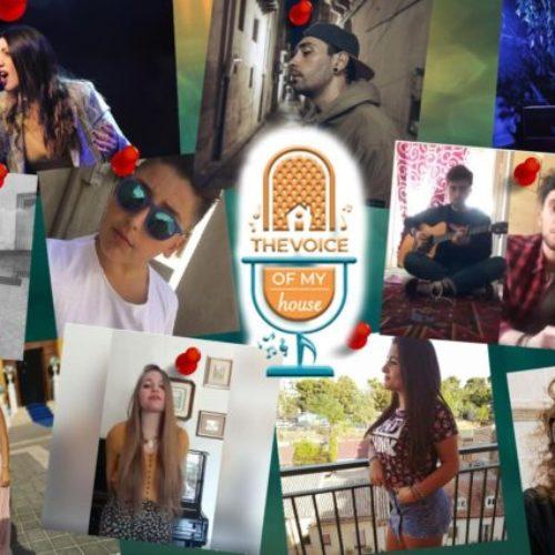 "SAN CATALDO.Stasera alle ore 23,30 finale del Social Contest ""The Voice Of My House"""