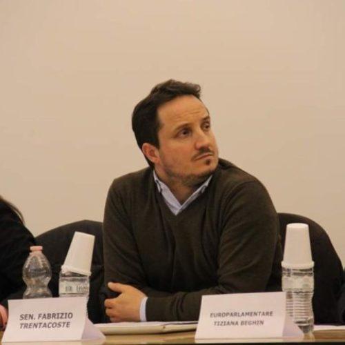 """ROMA. Piano Amianto, Fabrizio Trentacoste (M5s): """"La Regione renda noti i siti individuati per lo smaltimento""""."""