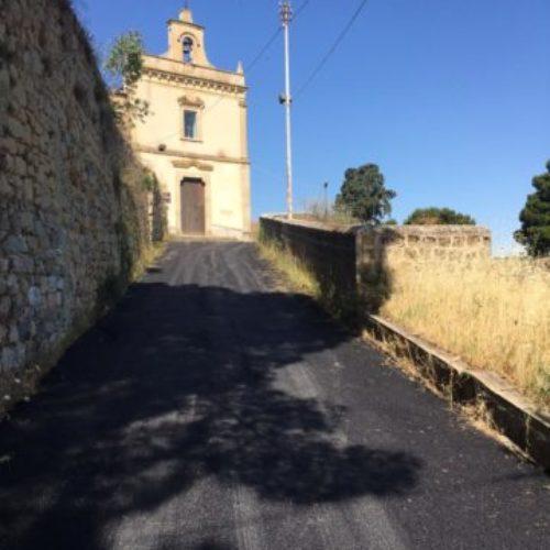 Villarosa. Completati numerosi lavori di manutenzione straordinaria in numerose vie e aree del comune