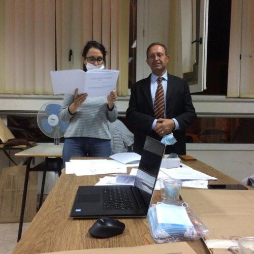 PIETRAPERZIA. Si dimettono tre assessori e il sindaco Salvuccio Messina li sostituisce con altri tre. Attribuite le deleghe ai componenti della nuova giunta municipale.