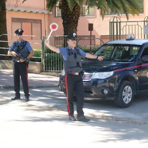 CATENANUOVA. Un arresto e quattro denunce per detenzione e spaccio di stupefacenti.