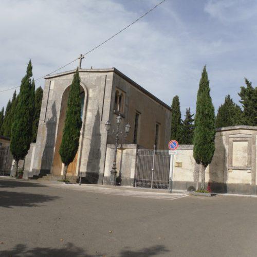 Troina. nuove regole per l'accesso al cimitero e funerali il 31 ott, il 1 e 2 nov.