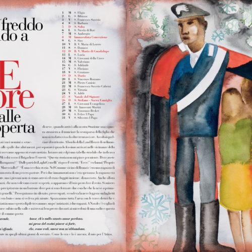 ROMA. I Carabinieri presentano il Calendario Storico e l'Agenda Storica 2021 Dante, Pinocchio e l'Arma dei Carabinieri: una sintesi dell'Italia
