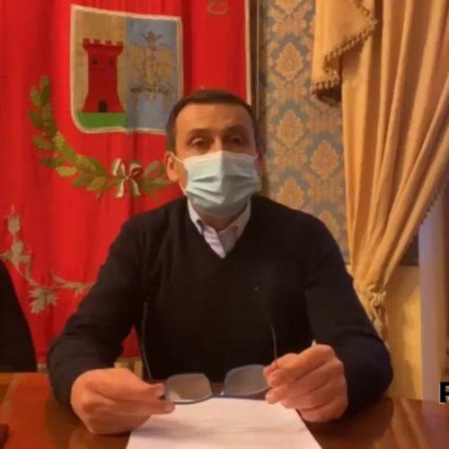 Barrafranca. Intervento di fine anno  del sindaco Fabio Accardi