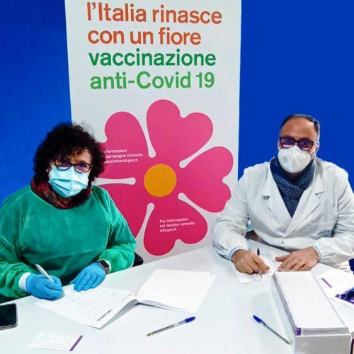 Vaccinazione senza prenotazione