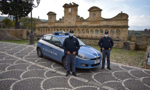 LEONFORTE. La Polizia Di Stato arresta un uomo ricercato in campo internazionale