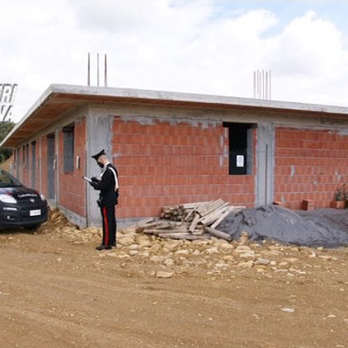 """Centuripe. Controllo aree rurali. Recuperato trattore rubato nel 2008 all'Istituto Agrario """" Valdisavoia""""di Catania"""