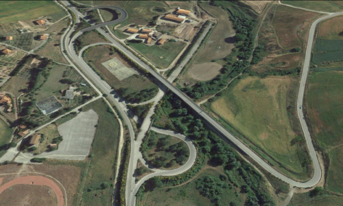 Di Gangi (PD), Continua il calvario della S.S.117 Nord-Sud-La strada dei due mari.