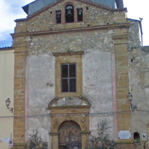 BARRAFRANCA. Revocato il finanziamento per il restauro della Chiesa di San Benedetto di piazza Fratelli Messina.