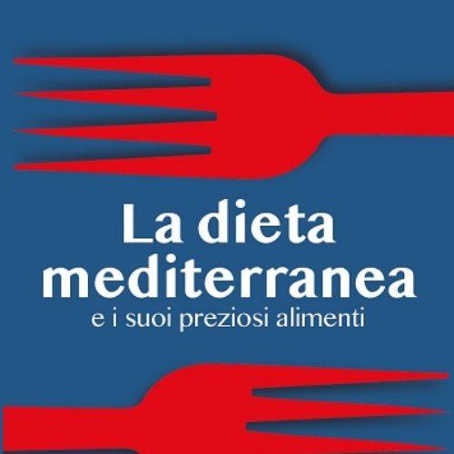 """Pubblicato il volume """"La dieta mediterranea"""", autore Rosario Colianni, responsabile Medicina Scolastica ASP Enna"""