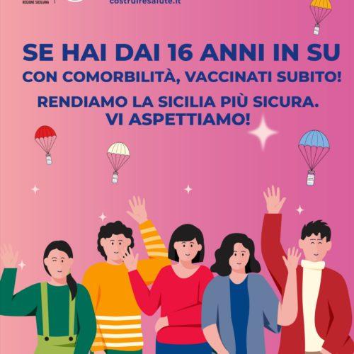 ASP Enna. Report vaccini al 9 maggio.