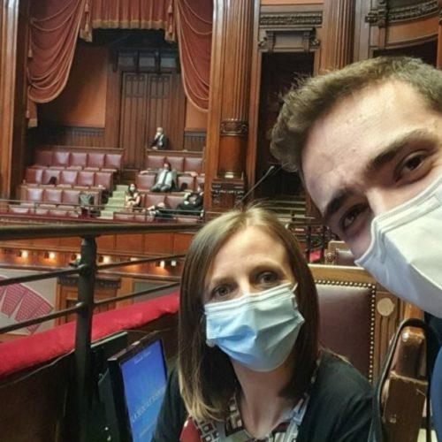 """ROMA. Lavoratori rimpatriati, Giarrizzo e Alaimo (M5s): """"Pronto emendamento che estende incentivi al radicamento permanente a docenti e ricercatori rientrati in Italia prima del 2020""""."""