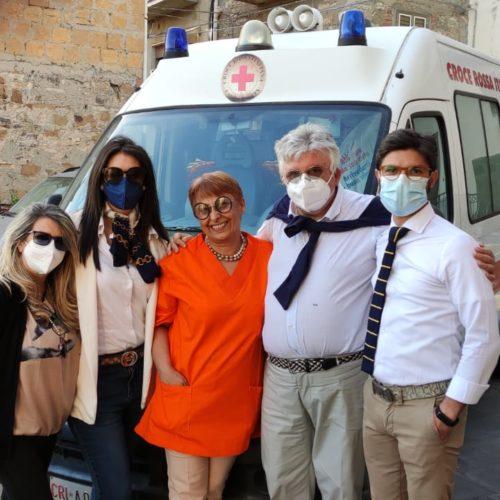 ASP Enna. vaccinazione di massa a Sperlinga, comune montano
