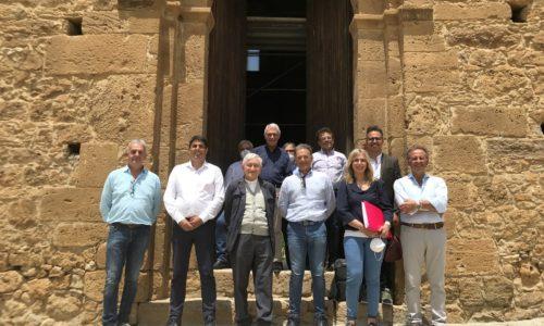 Al via i cantieri a Piazza Armerina ed Enna per la riqualificazione di quattro importanti chiese del territorio